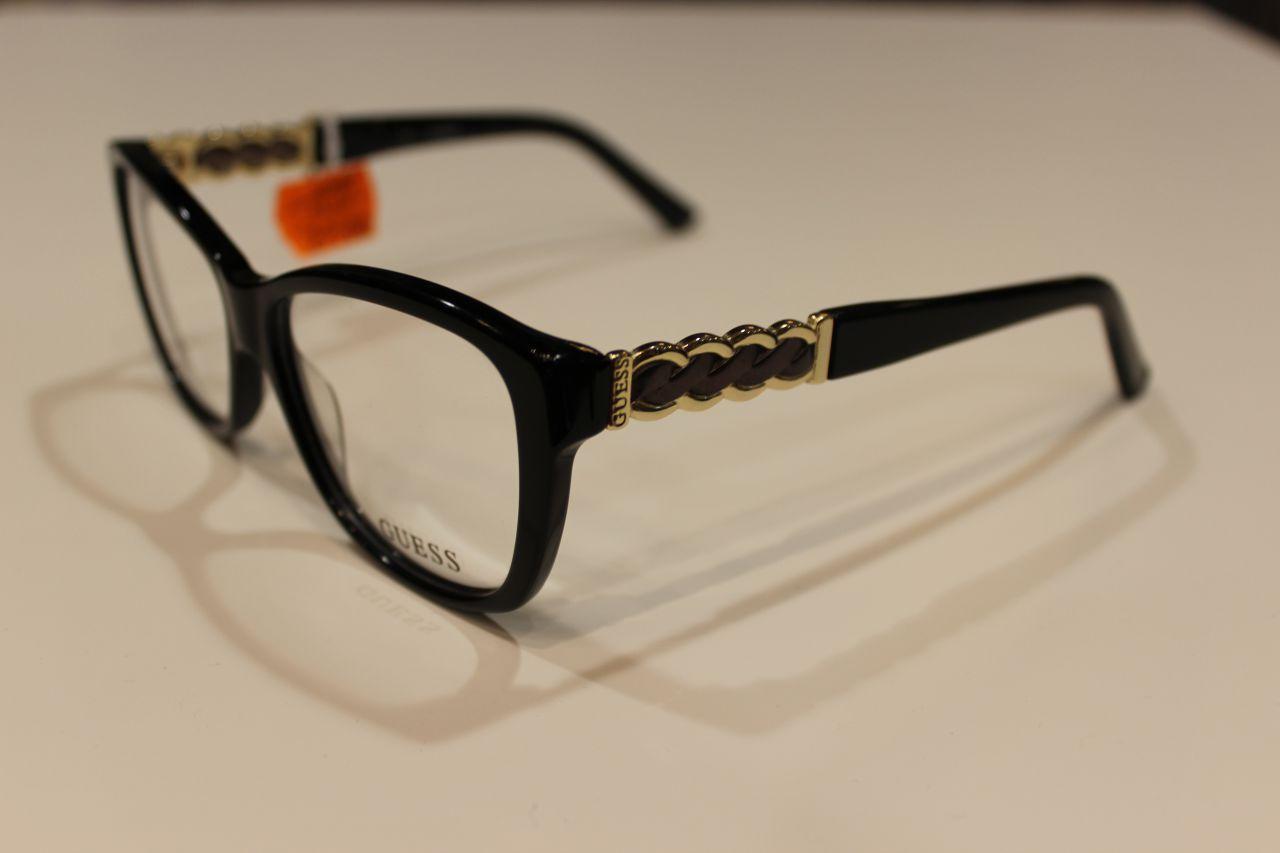 GUESS GU2397 BLK szemüveg fc0981c37d