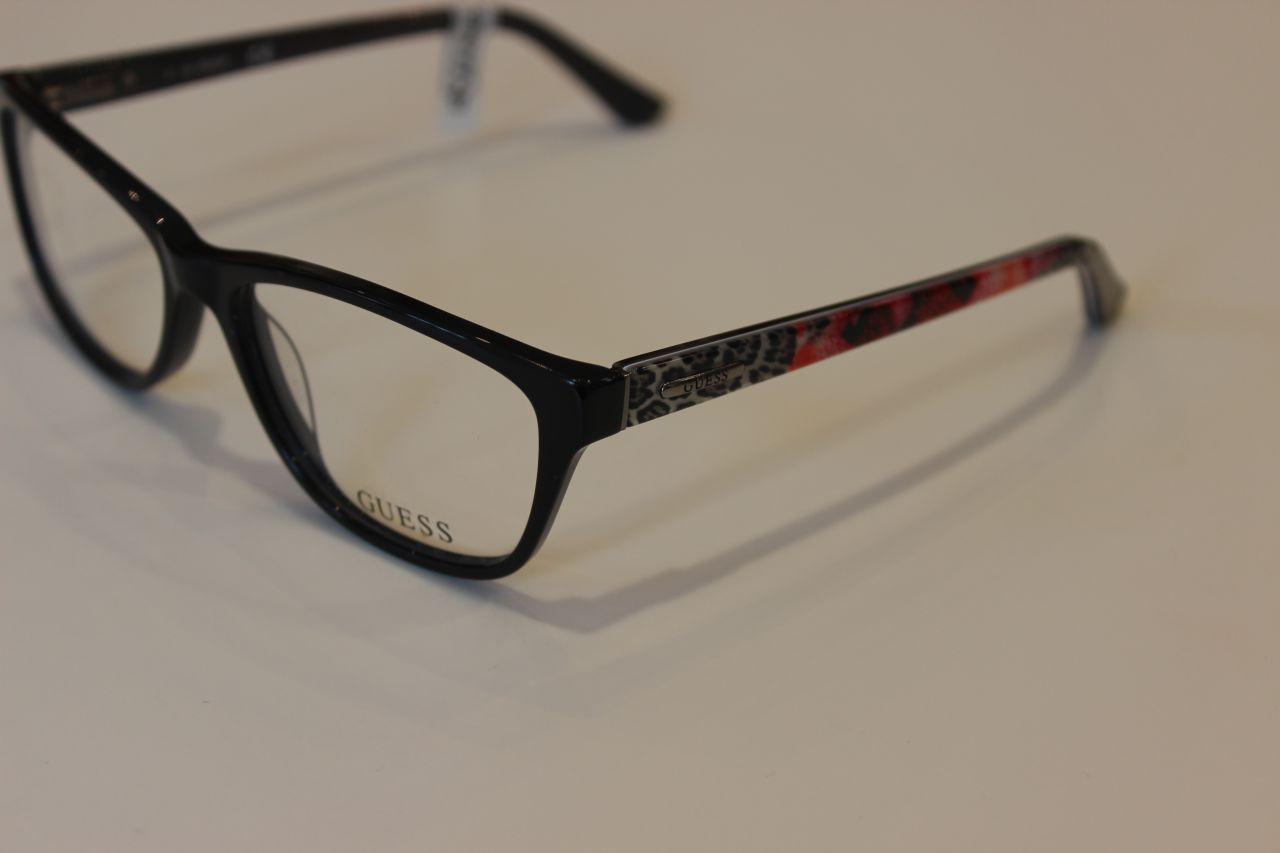 GUESS GU2513 001 szemüveg 0c9474e6c9