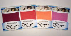 Törlőkendő szemüveg